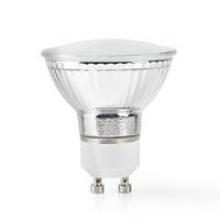 Nedis Wi-Fi Smart LED Bulb, Warm White, GU10 - Chroom