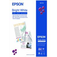 Epson Bright, DIN A4, 90g/m² Papier photo - Blanc