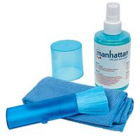 Manhattan Ne contient pas d'alcool. Inclut une solution nettoyante, une brosse et un chiffon microfibre. Kit .....