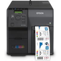 Epson ColorWorks C7500G -s couleur industrielle Imprimante d'étiquette - Noir