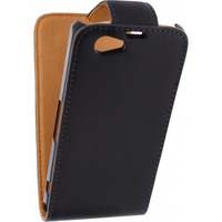 Xccess Flip Case Sony Xperia Z1S Black