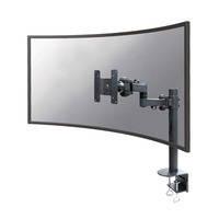 "Neomounts by Newstar FPMA-D960BLACKPLUS support de bureau 1 écran incurvé/UW jusqu'à 49"" Support ....."