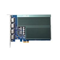 ASUS GT730-4H-SL-2GD5 Carte graphique - Noir,Bleu