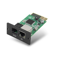APC APV9601 Easy-UPS On-Line Network Management Card - Zwart,Groen