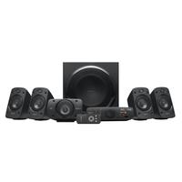 Logitech Z906 surround speaker Luidspreker set - Zwart