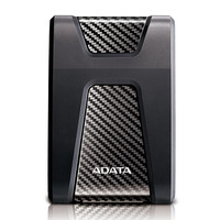 ADATA HD 650 Externe harde schijf - Zwart