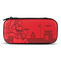 BDA Stealth Case Kit for Nintendo Switch Lite – Super Mario Boitiers et accessoires de jeux d'ordinateurs - Rouge