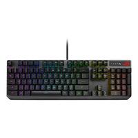 ASUS ROG Strix Scope RX - QWERTY Clavier - Noir