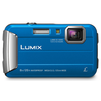 Panasonic Lumix DMC-FT30EF-K, dustproof, waterproof, 8M, Lumix, DC Vario, 1:3.9 - 5.7, 4.5 - 18, ASPH, Caméra .....