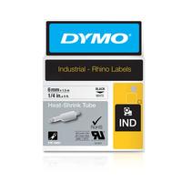 DYMO IND Heat-Shrink Tube Labels, 6mm x 1.5m Labelprinter tape