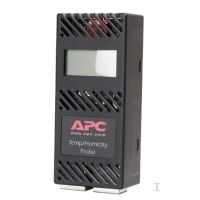 APC Temperature & Humidity Sensor with Display Gestabiliseerde voedingseenheden