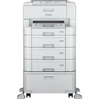 Epson WorkForce Pro WF-8090 D3TWC Inkjet printer - Zwart, Cyaan, Magenta, Geel
