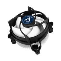 ARCTIC Alpine 12 Cooling - Zwart, Zilver