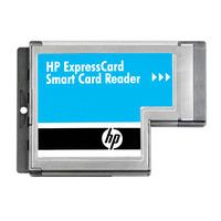 HP Lecteur de carte à puce HP ExpressCard Smart Card Reader Lecteur de carte à puce - Métallique
