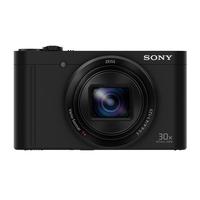 Sony Cyber-shot DSC-WX500 Digitale camera - Zwart