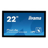"Iiyama ProLite 21.5"" IPS FHD 1920 x 1080 px, 350 cd/m², 1000:1. 8 ms, 16.7M, VGA, DVI, USB, VESA 100 x 100, ....."