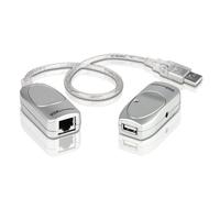 ATEN Extension USB Cat 5 (60m) - Gris
