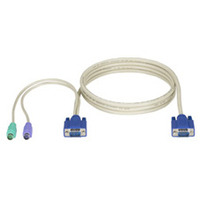 Black Box ServSwitch™ CPU Cable for EC Series & DT Low Profile Series KVM kabel