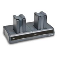 Intermec CK70/71 4-position Battery Charger, No Power Cord Chargeur de batterie - Noir,Gris