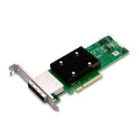 Broadcom HBA 9500-16e Adaptateur Interface - Noir,Vert,Métallique