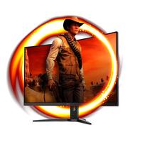 AOC G1 31.5 inch 1920x1080@144Hz 4 ms VA VGA, DisplayPort 1.2 x 1, HDMI 1.4 x 2 FreeSync Premium Monitor - Zwart