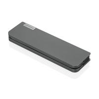 Lenovo USB-C Mini Dock Docks & port replicator - Grijs