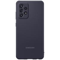 Samsung EF-PA525TBEGWW Silicone Cover Galaxy A52 5G Black Housse de protection téléphones portables
