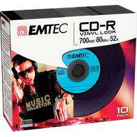Emtec CD-R Vinyl Look CD