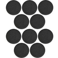 Jabra Coussinets d'oreille pour Evolve 20/30/40/65 écouteurs coussin - Noir
