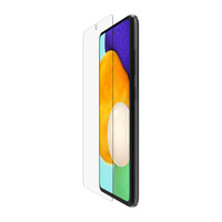 Belkin Voor Samsung Galaxy A52 5G, Gehard glas, 9H Schermbeschermer - Transparant