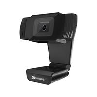 Sandberg USB Saver Webcam - Noir