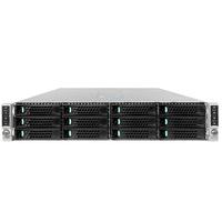 Intel Server Chassis H2312XXLR3 Boîtier d'ordinateur - Noir,Argent