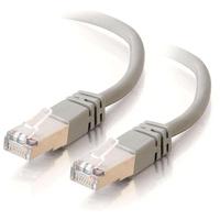 C2G Cat5E STP 10m Câble de réseau - Gris
