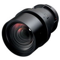 Panasonic ET-ELW21 fixed focus lens Projectielens - Zwart