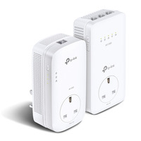TP-LINK 1300 Mbps max, 2.4 / 5 GHz, IEEE 802.11 a/b/g/n/ac, 10/100/1000 Mbps Adaptateur CPL - Blanc