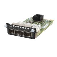 Hewlett Packard Enterprise Aruba 3810M 4SFP+ Module de commutateur de réseau