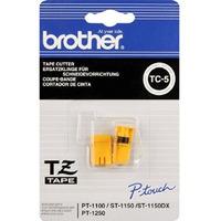 Brother TZE Tape cutter Reserveonderdelen voor drukmachines - Geel