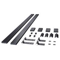 APC Door Post, 900 - 1200mm (36 - 48in) Aisle Width Rack toebehoren - Zwart