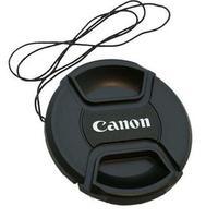 Canon Lens Cap for the PowerShot SX50 Digital Camera Capuchon d'objectifs - Noir