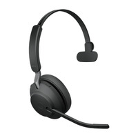 Jabra Evolve2 65, USB-A UC Mono Headset - Zwart
