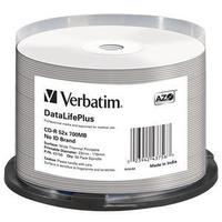 Verbatim CD-R 52x DataLifePlus CD