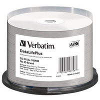 Verbatim DataLifePlus CD