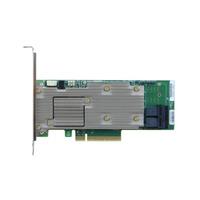 Intel Tri-mode PCIe/SAS/SATA Full-Featured RAID Adapter, 8 internal ports RAID-controller