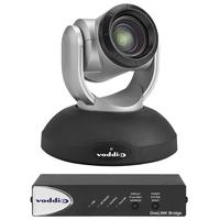 Vaddio RoboSHOT 20 UHD OneLINK Système de vidéo conférence - Noir, Argent