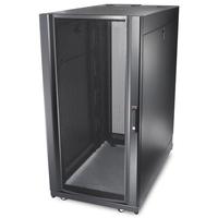 APC NetShelter SX 24U 600mm Wide x 1070mm Deep Enclosure - 1250 lbs. Shock Packaging Stellingen/racks - Zwart
