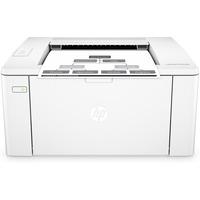 HP LaserJet Pro M102a printer (Wit) Hi-Speed USB 2.0 (kabel) Laserprinter - Zwart