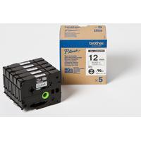Brother HGe-131V5 Printerlint - Zwart