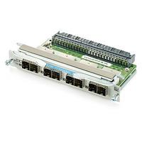 Hewlett Packard Enterprise 3800 4-port Stacking Module Composant de commutation - Gris