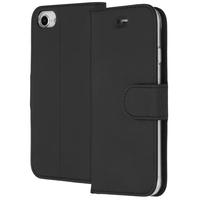 Accezz Wallet Softcase Booktype iPhone 8 / 7 / 6s / 6 - Zwart / Black