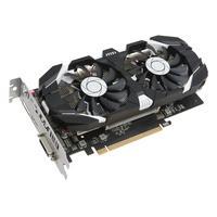 MSI GeForce GTX 1050 Ti 4GT OC Carte graphique - Noir, Gris